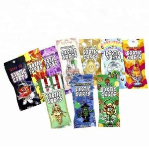 10 Flavor Package for Exotic Carts