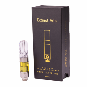 Trainwreck CO2 Cartridge