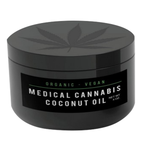 Cannabis Coconut Oil (250ml)
