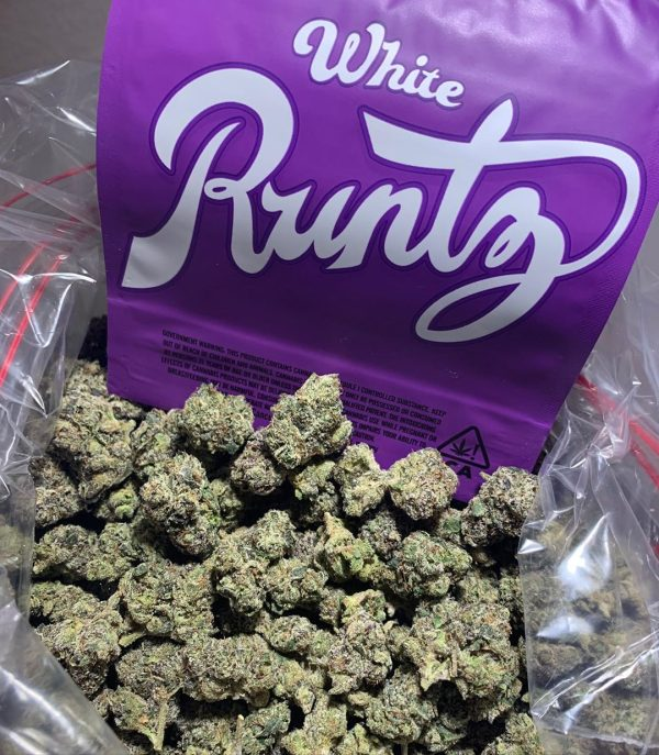 buy White runtz weed strain